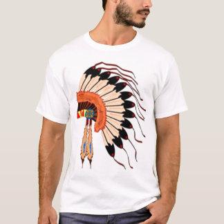 native american headress T-Shirt