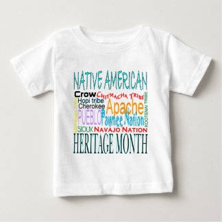 Native American Heritage Month Baby T-Shirt