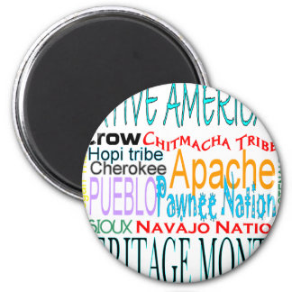 Native American Heritage Month Magnet