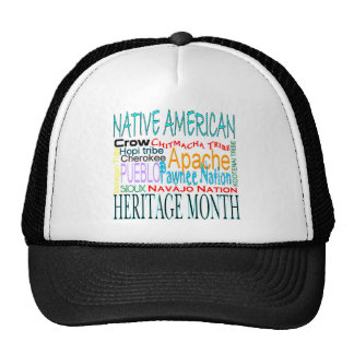 Native American Heritage Month Trucker Hat