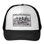 Native American Homeland Security Gifts Mesh Hat