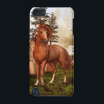 "Native American Horse iPod Touch 5G Case<br><div class=""desc"">Native American Horse</div>"