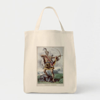 Native American Hunter bag