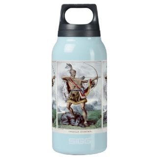 Native American Hunter Insulated Water Bottle