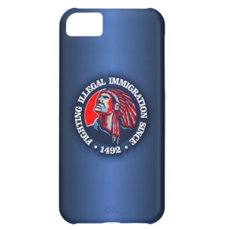 Native American (Illegal Immigration) Case For iPhone 5C