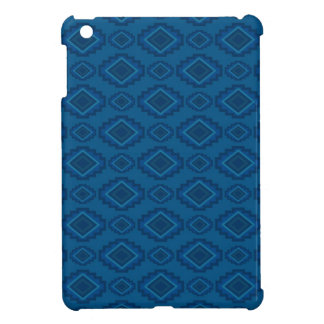 Native American Indian Blue Tapestry ipad Mini Case For The iPad Mini