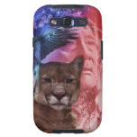 Native American Indian Chief Samsung Galaxy SIII Covers