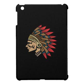 Native American Indian Chief iPad Mini Covers