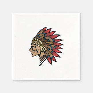 Native american paper