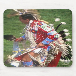Native American Indian -dance mousepad
