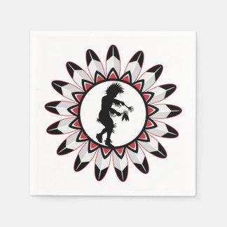Native American Indian Dance Napkin