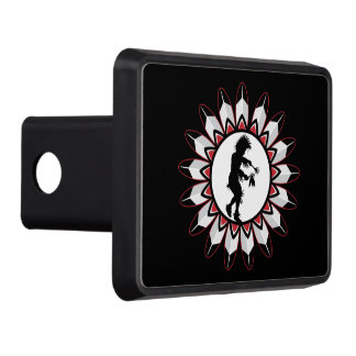 Native American Indian Dance Tow Hitch Cover