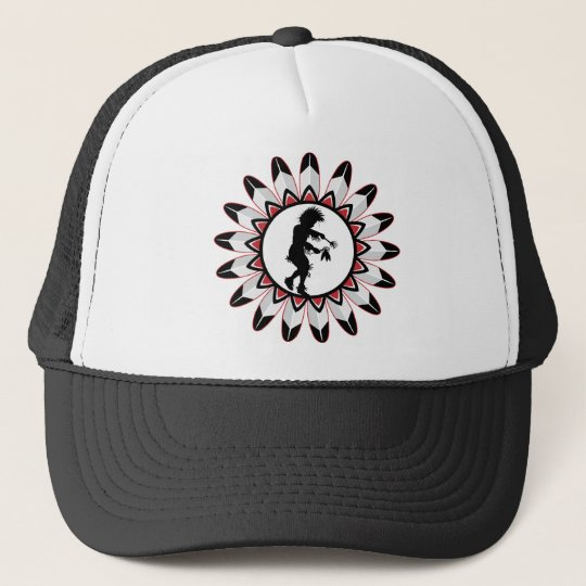 Native American Indian Dance Trucker Hat