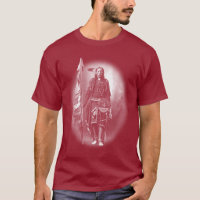 Native American Indian Dark T-Shirt
