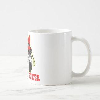 Native American Indian Freedom Fighter Coffee Mug