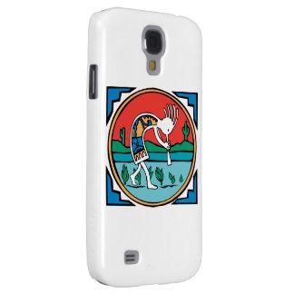 Native American Indian Kokopelli Samsung S4 Case