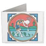 Native American Indian Kokopelli Tyvek Wallet
