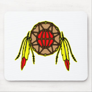 Native American Indian Mouse Pad