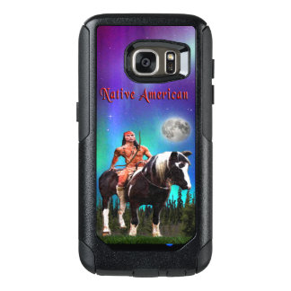 Native American Indian OtterBox Samsung Galaxy S7