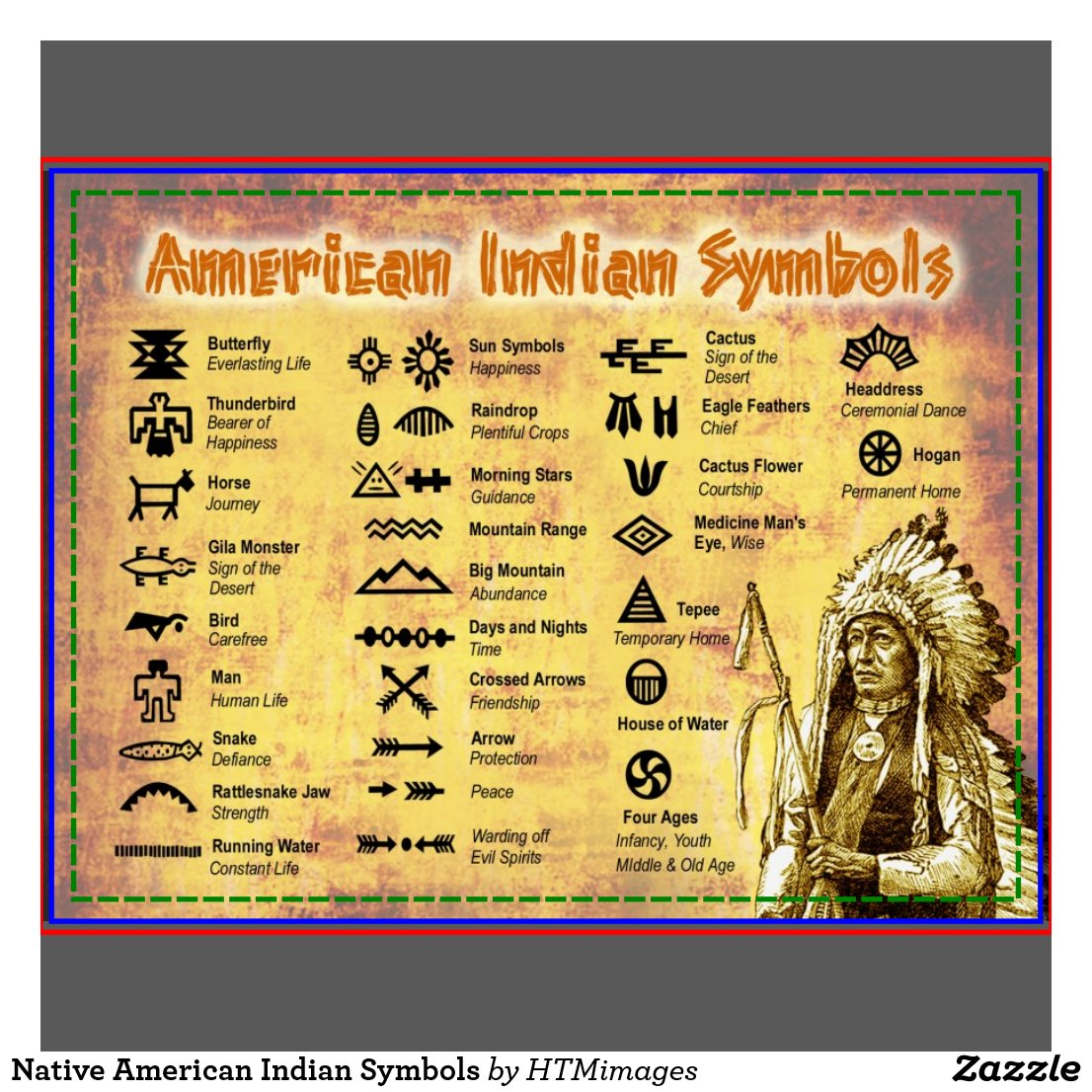 American Indian Symbols For Love