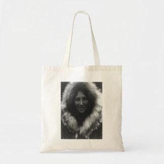 Native American Indian Vintage Portrait Bag