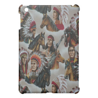 Native American Indians  Cover For The iPad Mini
