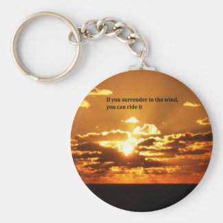 Native American Inspirational quotes Keychain