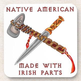 Native American/Irish Coaster