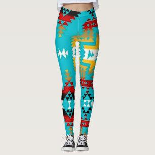 7cf55ab530f3b Women's Native American Leggings | Zazzle