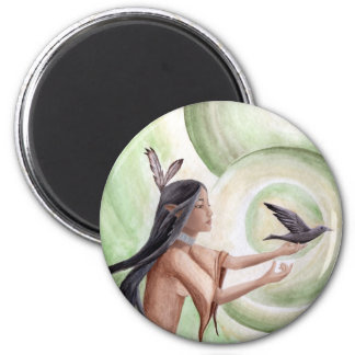 Native American Magnet American Indian Magnet