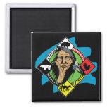 Native American Medicine Wheel Fridge Magnets