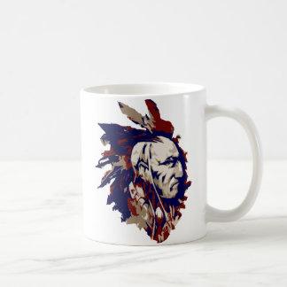 Native American Mohawk Coffee Mug