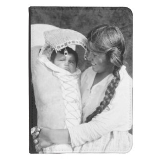 Native American Mother and Her Papoose Kindle Touch Case
