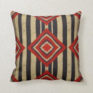 Native American - Navajo Throw Pillow
