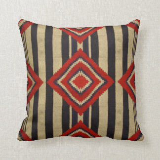 Native American - Navajo Throw Pillow