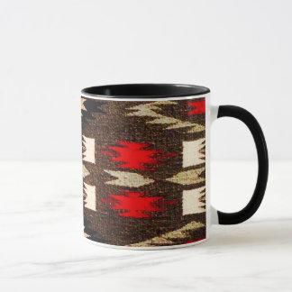 Native American Navajo Tribal Design Print Mug