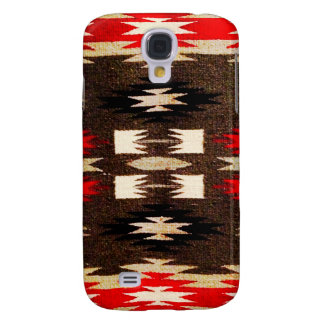 Native American Navajo Tribal Design Print Samsung Galaxy S4 Cover