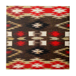 Native american patterns ceramic tiles zazzle for Native american tile designs