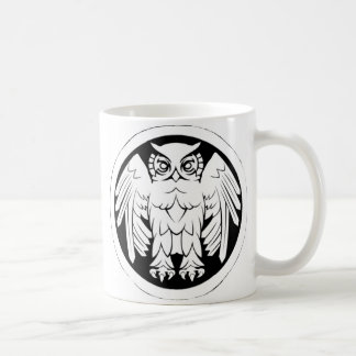 Native American Owl Coffee Mug