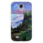 Native American Painting THOUGHT Samsung Galaxy S4 Case