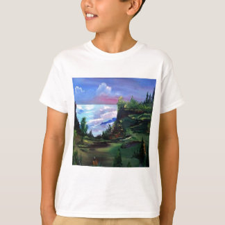 Native American Painting  THOUGHT T-Shirt