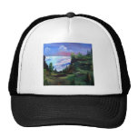Native American Painting THOUGHT Trucker Hat