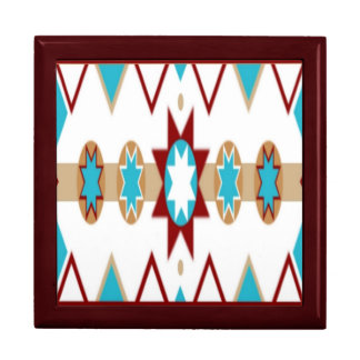 Native American Pattern giftbox Gift Box