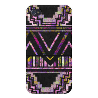 Native American Pattern iPhone 4/4S Cases
