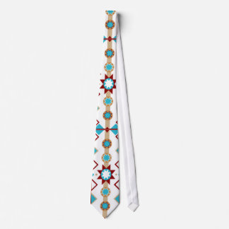 Native American Pattern Tie