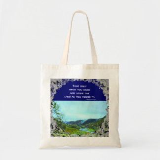 native american philosophy canvas bags