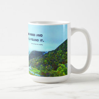 native american philosophy coffee mug
