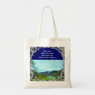 native american philosophy tote bag
