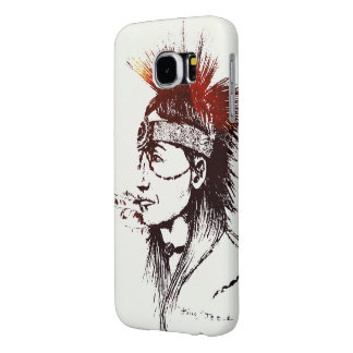 NATIVE AMERICAN - POP-ART CASE