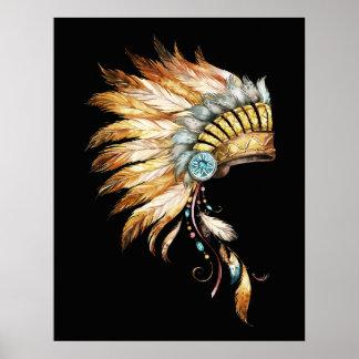 Native American Print 1